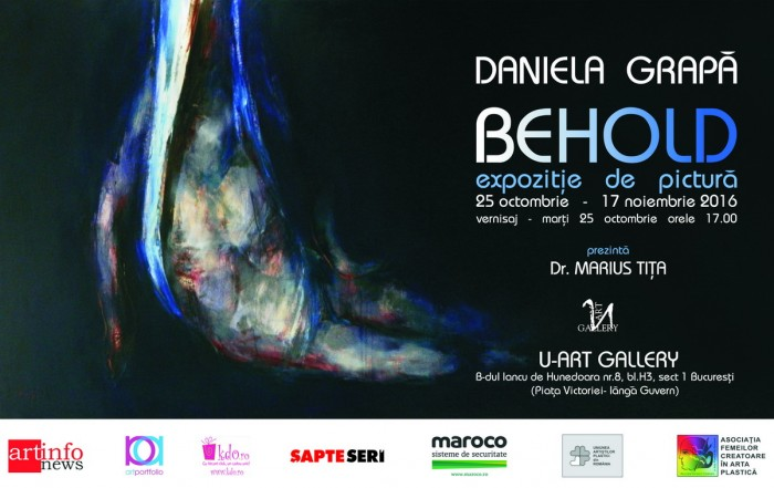 BEHOLD - Daniela Grapă