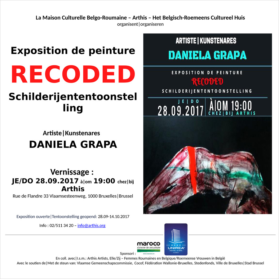 RECODED - Daniela Grapă