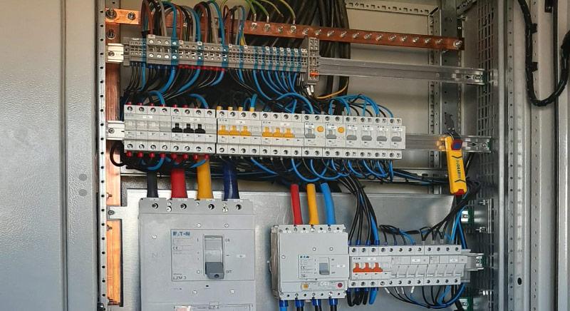 Maroco Systems - Instalații electrice